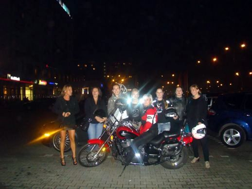 Pożegnanie Sezonu MotoMamusie Tychy
